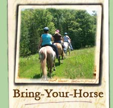 Bring your horse